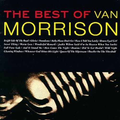 Van Morrison - The Best Of Album Art