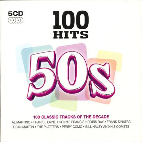 Various Artists - 100 Hits 50s Disc 1 Album Art