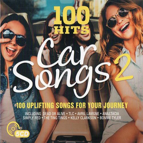 Various Artists - 100 Hits Car Songs Vol. 2 Disc 1 Album Art
