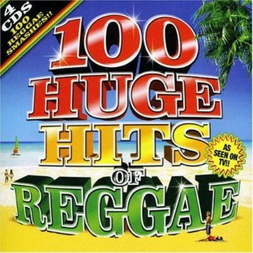 Various Artists - 100 Huge Hits Of Reggae Disc 2 Album Art