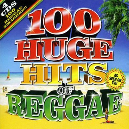 Various Artists - 100 Huge Hits Of Reggae Disc 3 Album Art