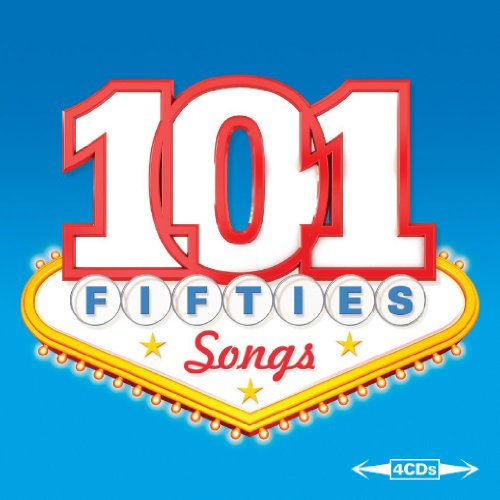 Various Artists - 101 Fifties Songs Disc 2 Album Art
