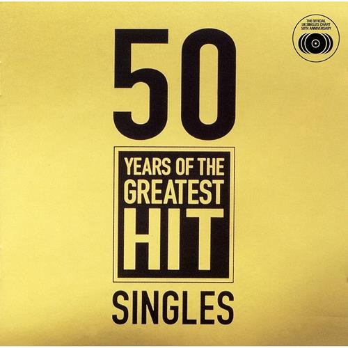Various Artists - 50 Years Of The Greatest Hit Singles Disc 2 Album Art