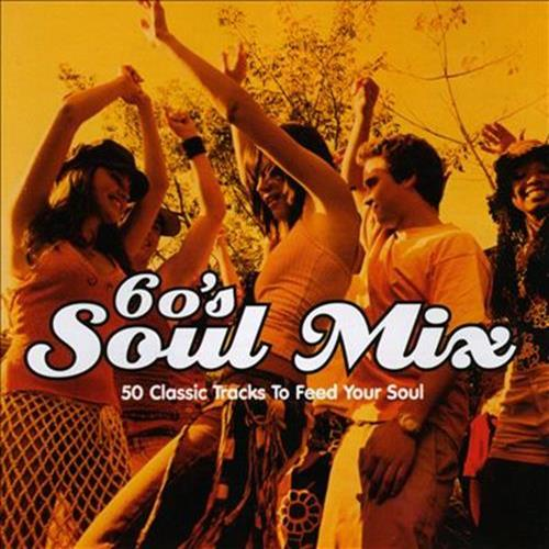 Various Artists - 60s Soul Mix Disc 1 Album Art