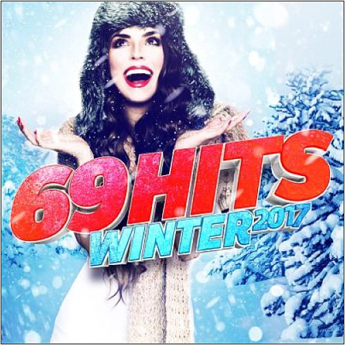 Various Artists - 69 Hits Winter (2017) Disc 1 Album Art