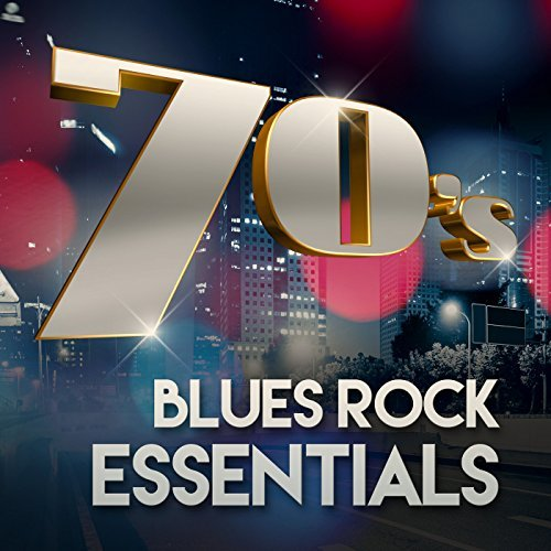 Various Artists - 70s Blues Rock Essentials Album Art