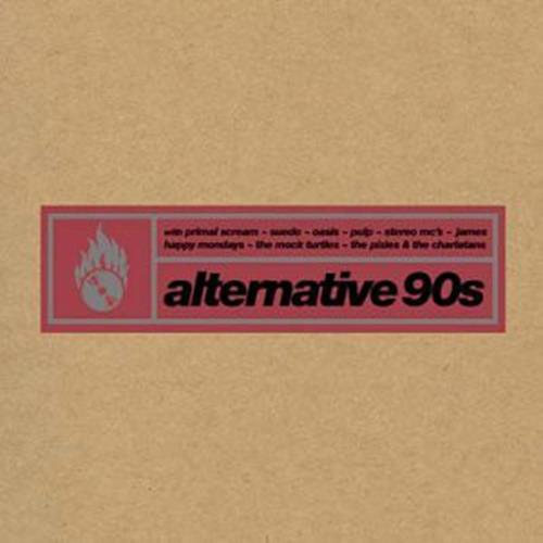 Various Artists - Alternative 90s Disc 2 Album Art