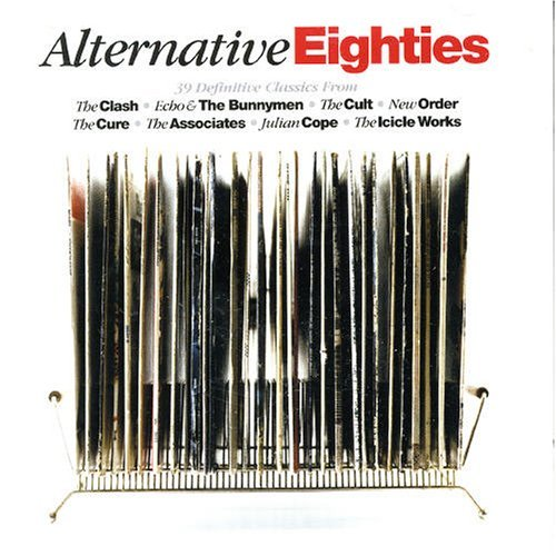 Various Artists - Alternative Eighties Disc 1 Album Art