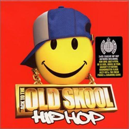 Various Artists - Back To The Old Skool Hip Hop Disc 2 Album Art