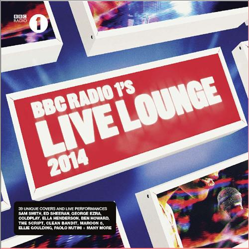 Various Artists - Bbc Radio 1s Live Lounge 2014 Disc 2 Album Art