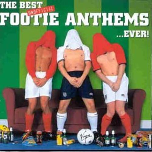 Various Artists - Best Footie Anthems...ever Album Art