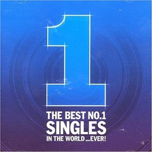 Various Artists - Best Number 1 Singles In The World Ever Disc 1 Album Art