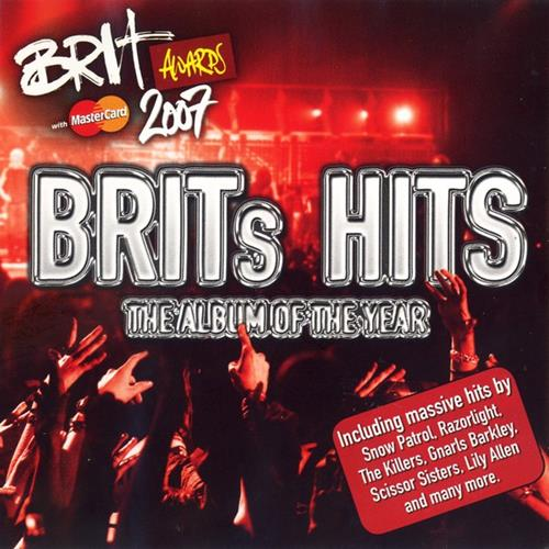 Various Artists - Brits Hits 2007 Disc 2 Album Art