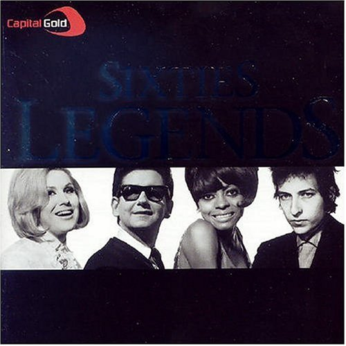 Various Artists - Capital Gold 60s Legends Disc 1 Album Art