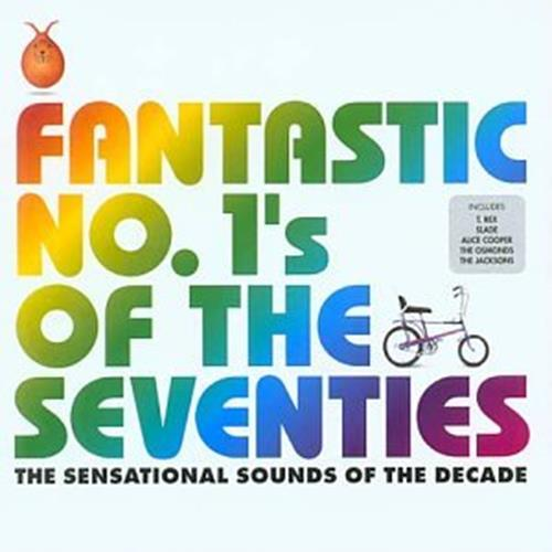 Various Artists - Fantastic Number 1s Of The 70s Disc 2 Album Art