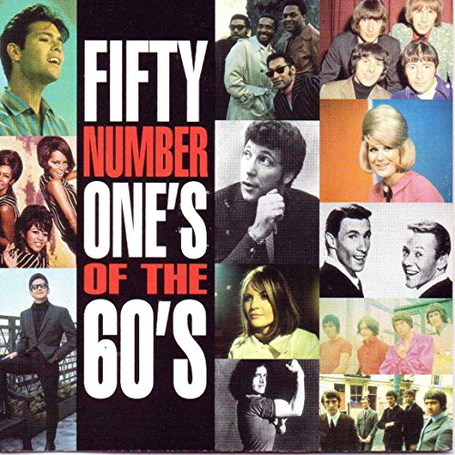 Various Artists - Fifty Number Ones Of The 60s Disc 1 Album Art