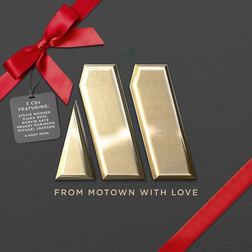 Various Artists - From Motown With Love (2015) Disc 3 The Best Of Motown Album Art