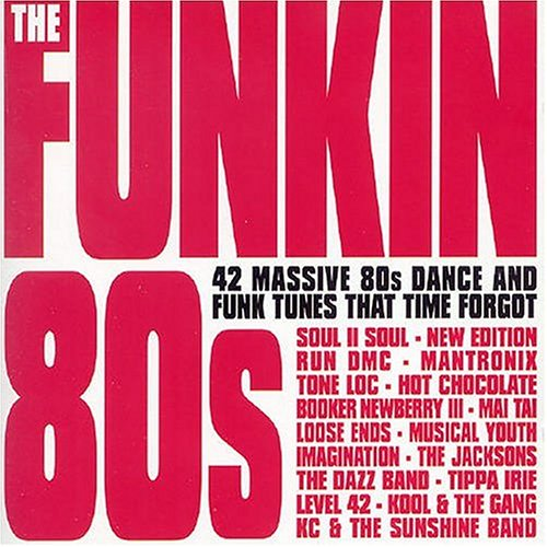 Various Artists - Funkin 80s Disc 2 Album Art