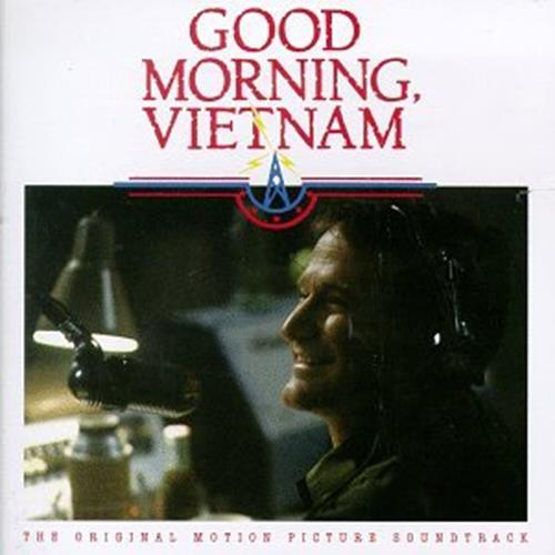 Various Artists - Good Morning, Vietnam Album Art