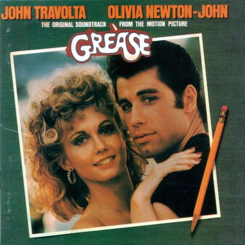 Various Artists - Grease Album Art
