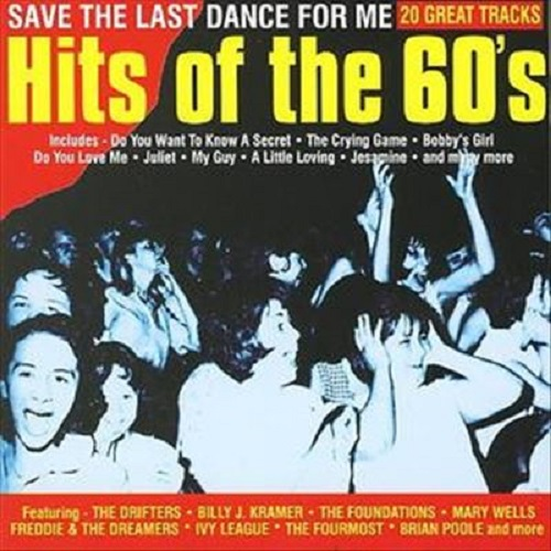 Various Artists - Hits Of The 60s Save The Last Dance For Me Album Art