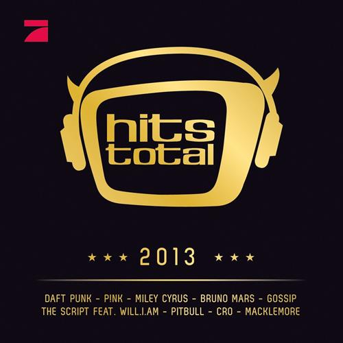 Various Artists - Hits Total 2013 Disc 1 Album Art
