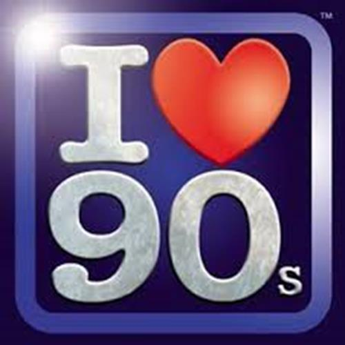 Various Artists - I Love 90s Disc 1 Album Art