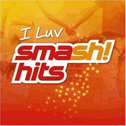 Various Artists - I Luv Smash Hits Disc 1 Album Art