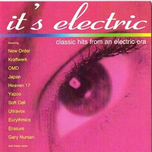 Various Artists - Its Electric - Classic Hits From An Electric Era Album Art