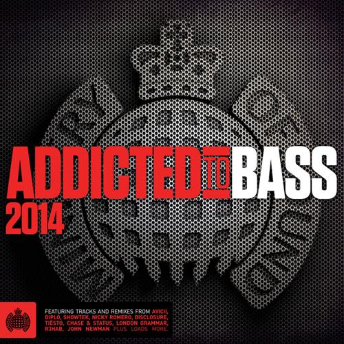 Various Artists - Ministry Of Sound Addicted To Bass Disc 2 Album Art
