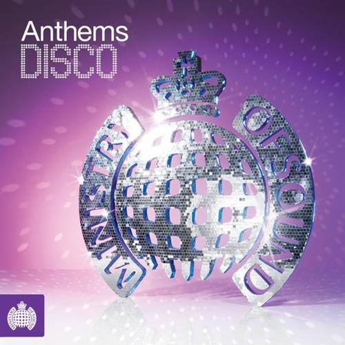 Various Artists - Ministry Of Sound Anthems Disco Disc 2 Album Art