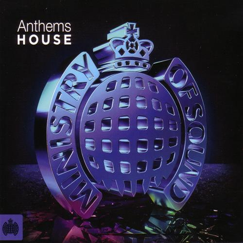 Various Artists - Ministry Of Sound Anthems House Disc 2 Album Art