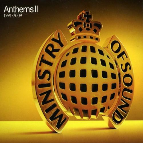 Various Artists - Ministry Of Sound Anthems, Vol. 2 1991-2009 Disc 3 Album Art