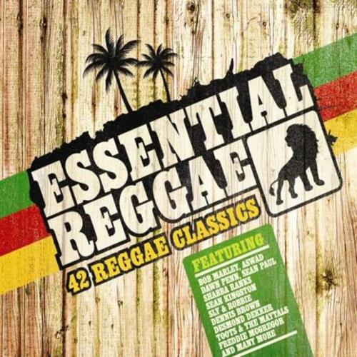 Various Artists - Ministry Of Sound Essential Reggae Disc 2 Album Art