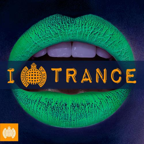 Various Artists - Ministry Of Sound I Love Trance (2017) Disc 2 Album Art