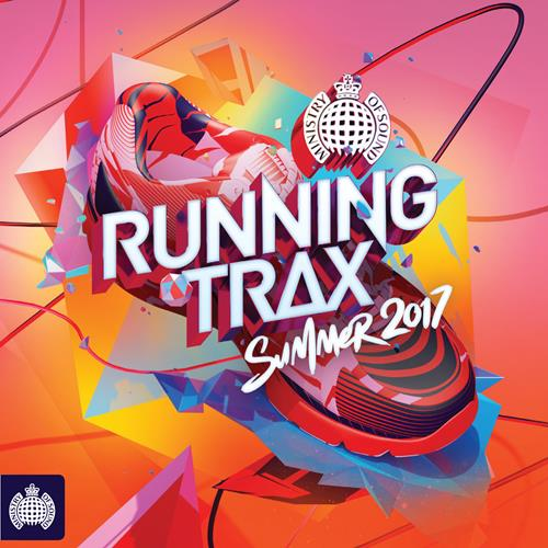 Various Artists - Ministry Of Sound Running Trax Summer (2017) Disc 1 Album Art