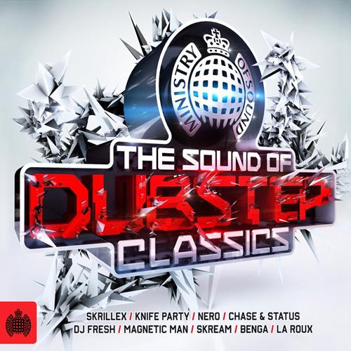 Various Artists - Ministry Of Sound The Sound Of Dubstep Classics Disc 2 Album Art