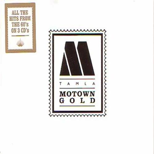 Various Artists - Motown Gold Disc 1 Album Art