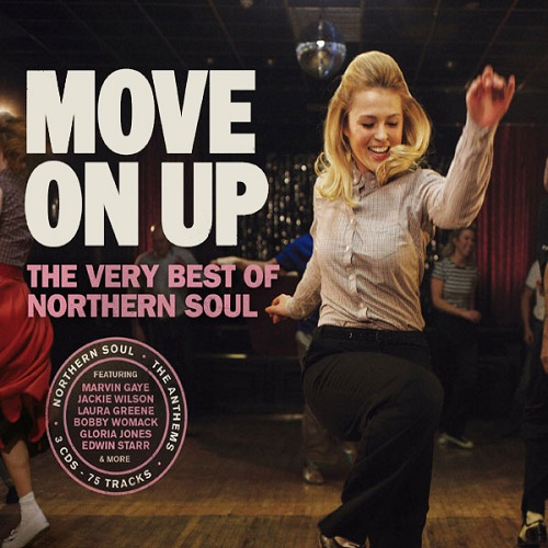 Various Artists - Move On Up - The Very Best of Northern Soul Disc 2 Album Art