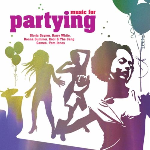 Various Artists - Music For Partying Album Art