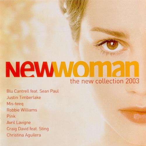 Various Artists - New Woman The New Collection 2003 Disc 1 Album Art