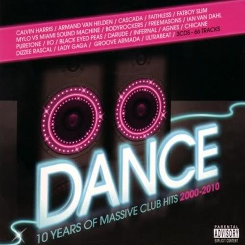 Various Artists - Noughties Dance 00 Dance Disc 3 Album Art