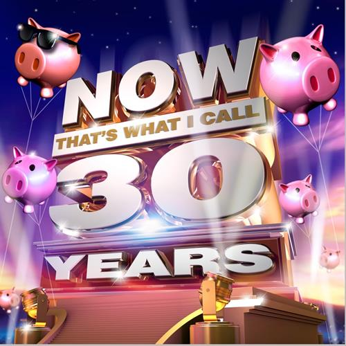 Various Artists - Now Thats What I Call 30 Years Disc 2 Album Art