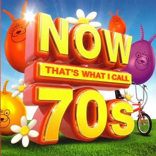 Various Artists - Now Thats What I Call 70s Disc 3 Album Art