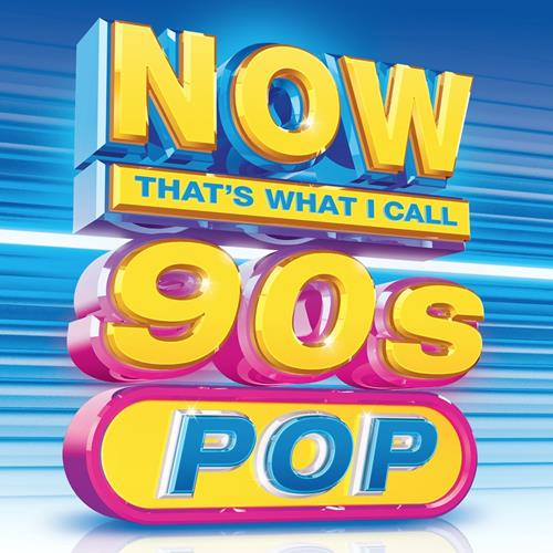 Various Artists - Now Thats What I Call 90s Pop Album Art