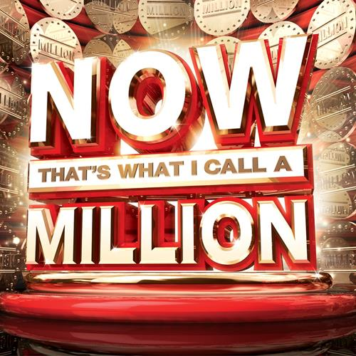 Various Artists - Now Thats What I Call A Million Disc 2 Album Art
