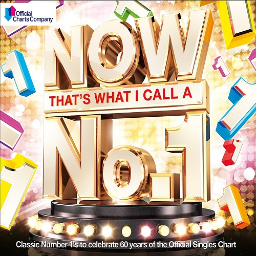 Various Artists - Now Thats What I Call A No. 1 Disc 2 Album Art