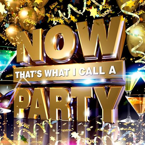 Various Artists - Now Thats What I Call A Party Disc 3 Album Art