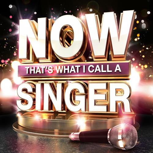 Various Artists - Now Thats What I Call A Singer Disc 1 Album Art