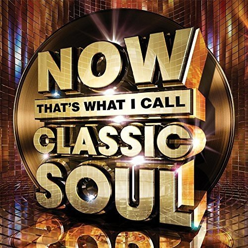 Various Artists - Now Thats What I Call Classic Soul Disc 2 Album Art